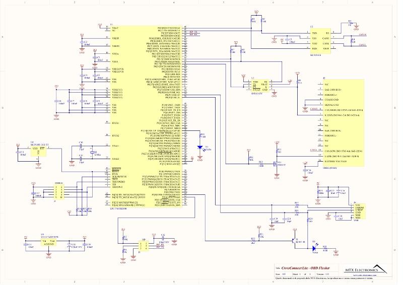 Schema Elettrico Ecu : Forum crossconnect obd flasher schema elettrico
